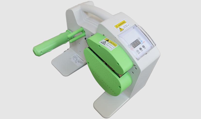 エアー緩衝材製造機